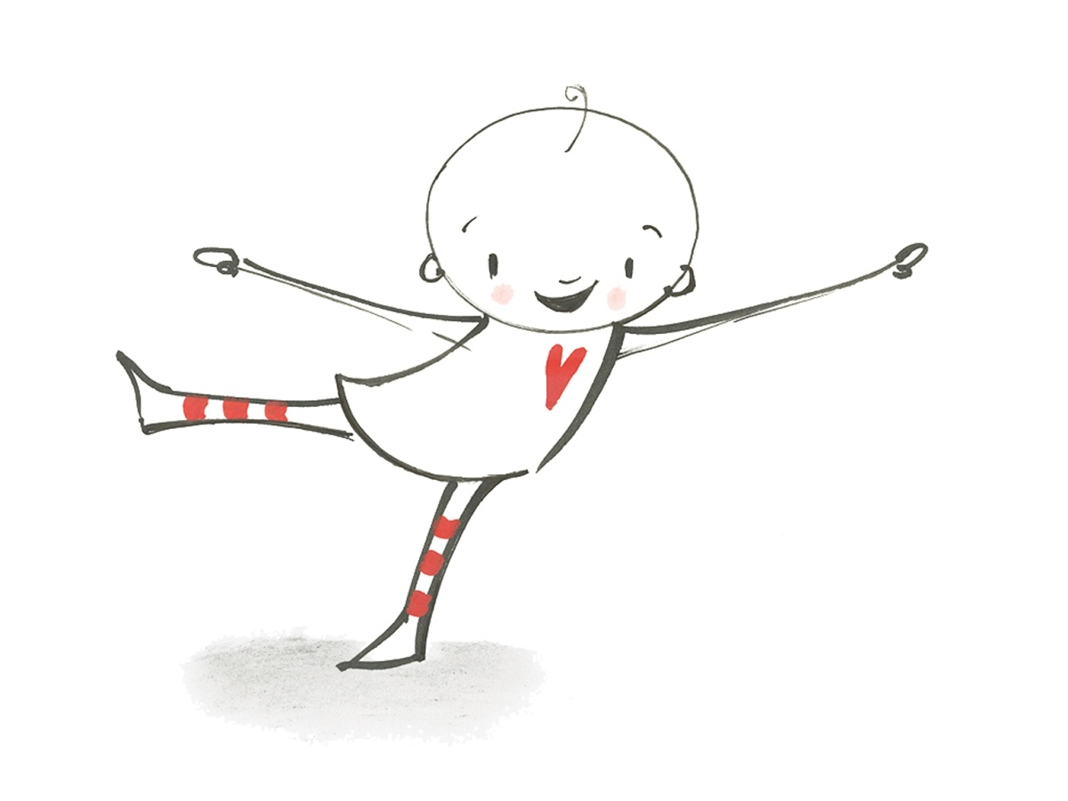 Words and your Heart - the most optimistic, happy book for children